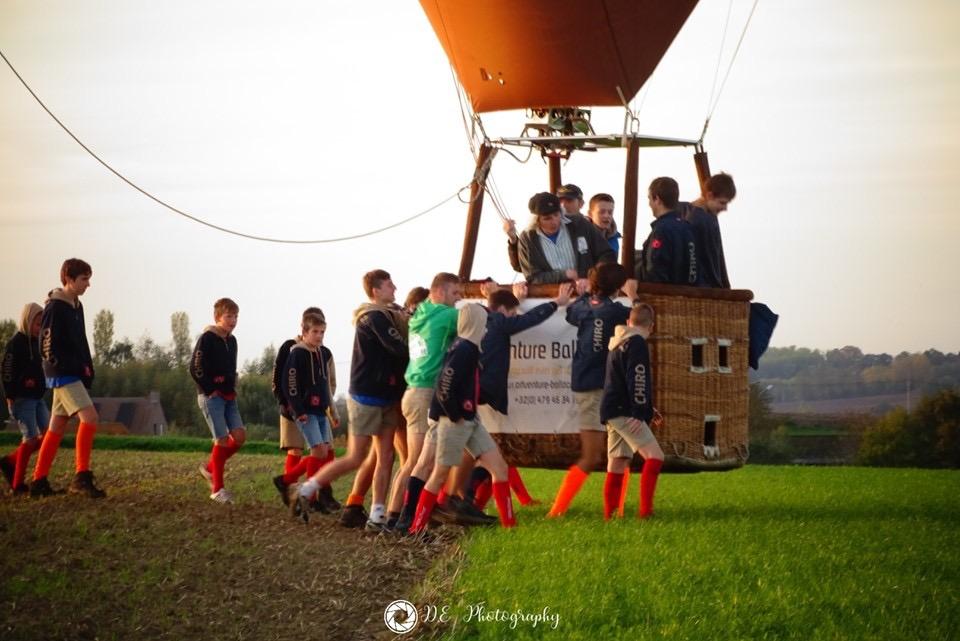 Adventure Ballooning - Teambuilding