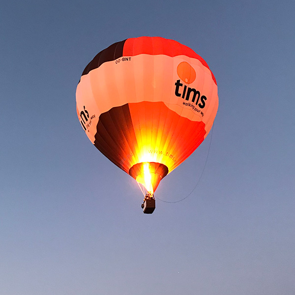 Adventure Ballooning - Ochtendvaart