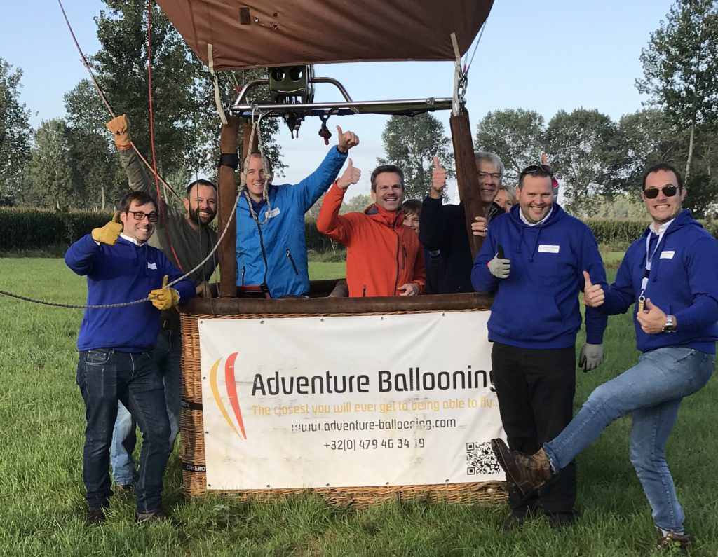Adventure Ballooning - Team