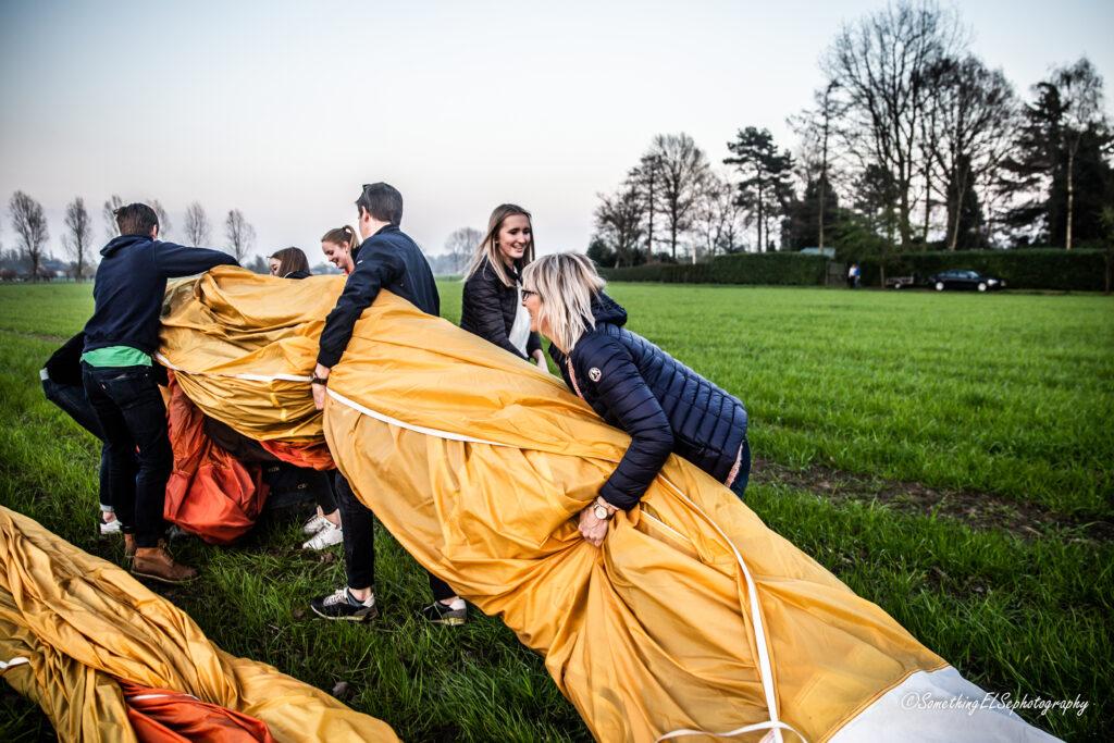 Adventure Ballooning - Avondvaart